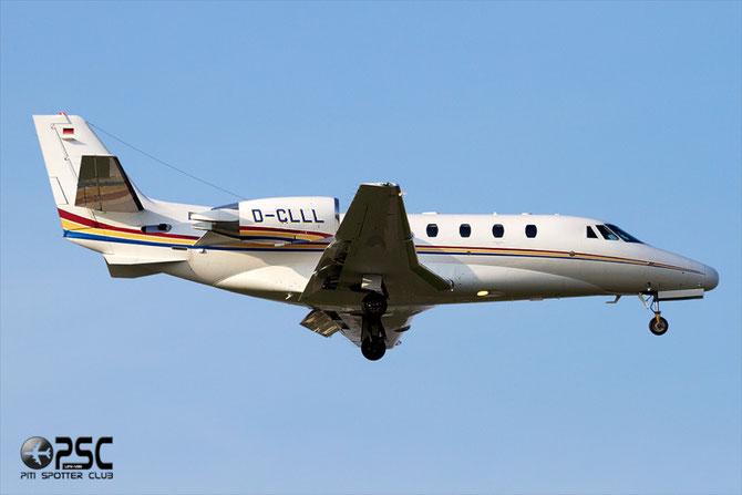 D-CLLL Ce560XLS 560-5722 Augusta Air GmbH
