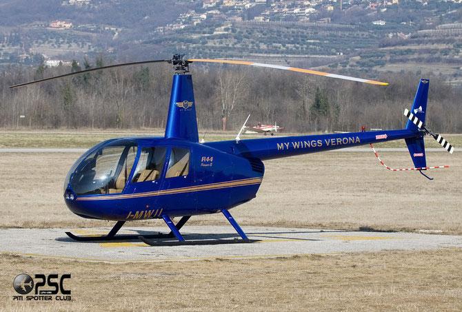 I-MWII -   My Wings -  Robinson R-44 Raven II