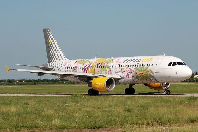 Airbus A320 - MSN 3083 - EC-KDH @ Aeroporto di Verona © Piti Spotter Club Verona