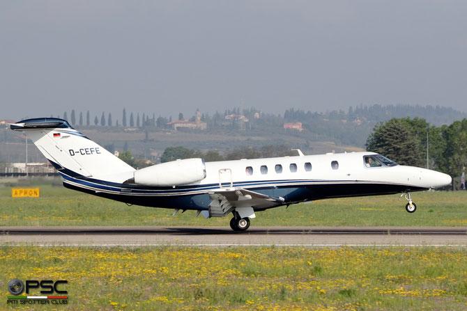 D-CEFE Ce525C (CJ4) 525C-0177 E-Aviation @ Aeroporto di Verona - 2016 © Piti Spotter Club Verona