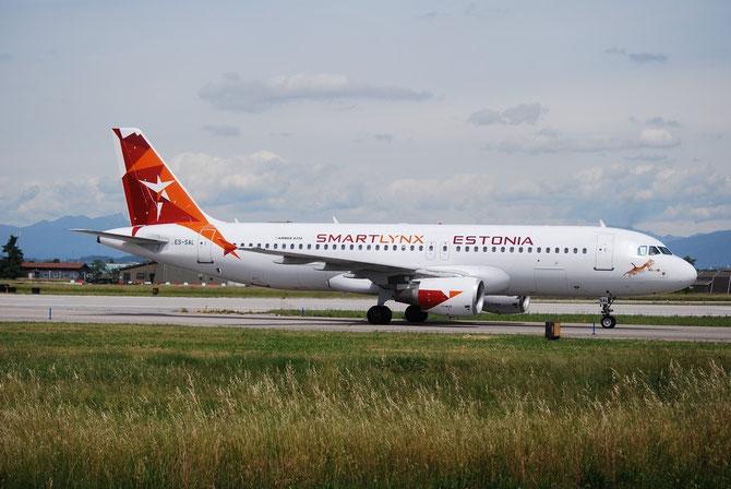 ES-SAL A320-214 566 SmartLynx Estonia