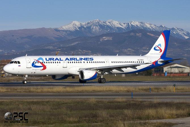 Airbus A321 - MSN 841 - VQ-BKH  @ Aeroporto di Verona © Piti Spotter Club Verona
