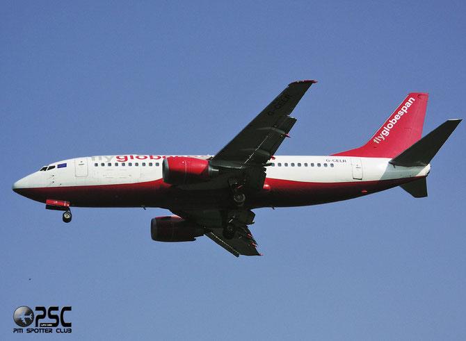 G-CELR B737-330QC 23523/1271 FlyGlobespan