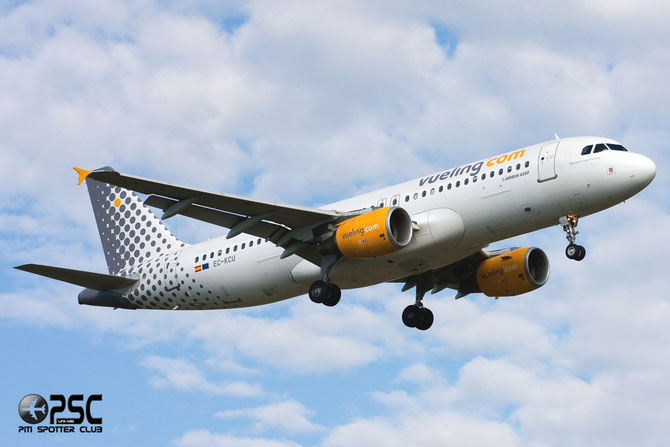 Airbus A320 - MSN 3109 - EC-KCU @ Aeroporto di Verona © Piti Spotter Club Verona