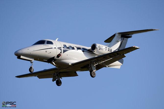 9H-FAM EMB500 50000100 Luxwing Ltd. @ Aeroporto di Verona © Piti Spotter Club Verona