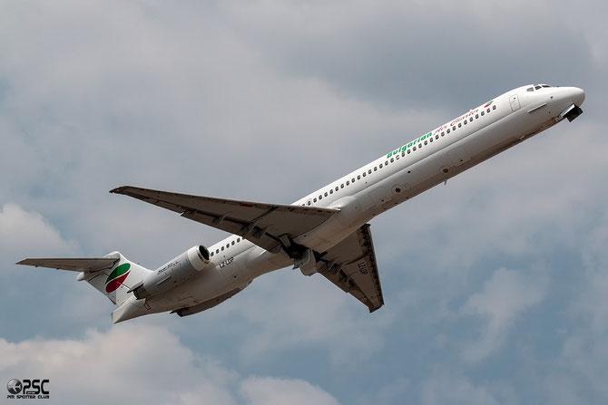 LZ-LDP MD-82 49973/1762 Bulgarian Air Charter @ Aeroporto di Verona © Piti Spotter Club Verona