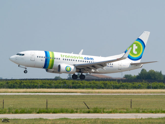 Boeing 737 Next Gen - MSN 34170 - PH-XRV  @ Aeroporto di Verona © Piti Spotter Club Verona