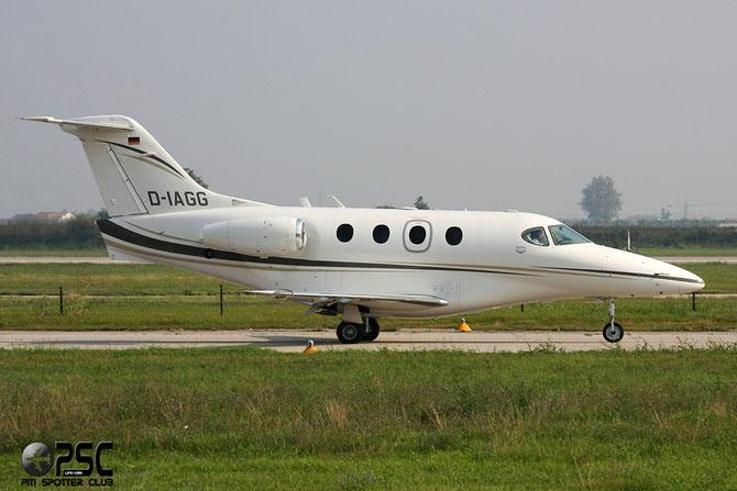 D-IAGG Raytheon 390 RB-35 Vibro Air Flugservice GmbH & Co. KG