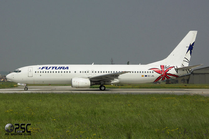 EC-JRL B737-86J 30568/793 Futura International Airways