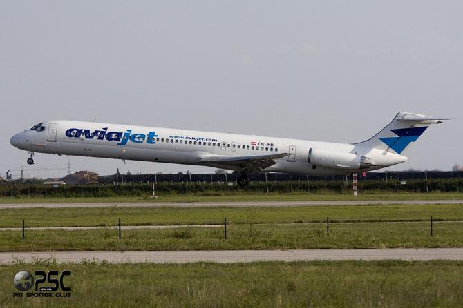 OE-IKB MD-83 49448/1313 Mapjet