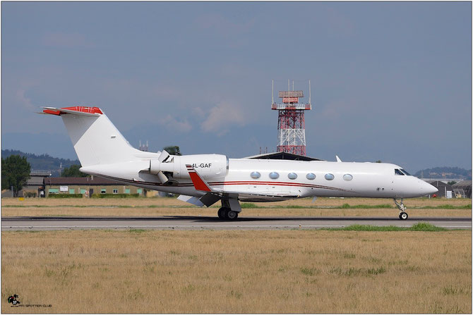 4L-GAF G450 4106 Georgian Airways @ Aeroporto di Verona © Piti Spotter Club Verona