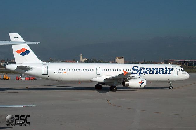 EC-HPM A321-231 1276 Spanair
