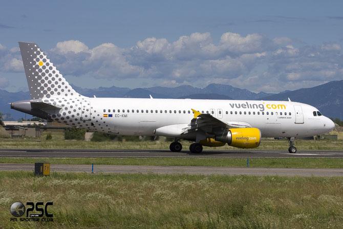Airbus A320 - MSN 3400 - EC-KMI  @ Aeroporto di Verona © Piti Spotter Club Verona