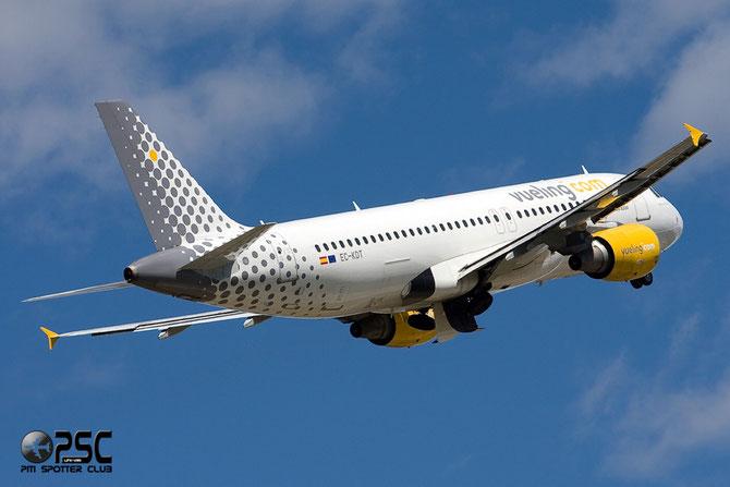 Airbus A320 - MSN 3145 - EC-KDT @ Aeroporto di Verona © Piti Spotter Club Verona