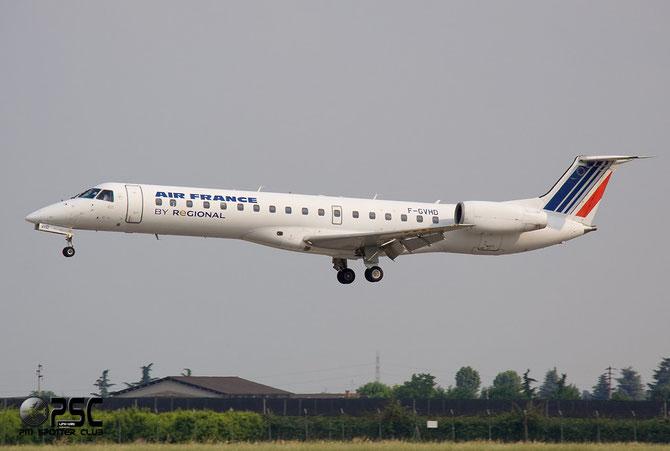 Embraer 135/145 - MSN 178 - F-GVHD  @ Aeroporto di Verona © Piti Spotter Club Verona