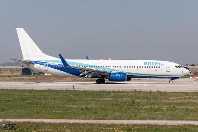 SP-ENU B737-83N 30675/898 Enter Air @ Aeroporto di Verona © Piti Spotter Club Verona