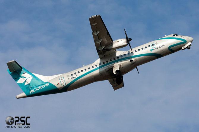 ATR 72 - MSN 686 - I-ADLJ @ Aeroporto di Verona © Piti Spotter Club Verona