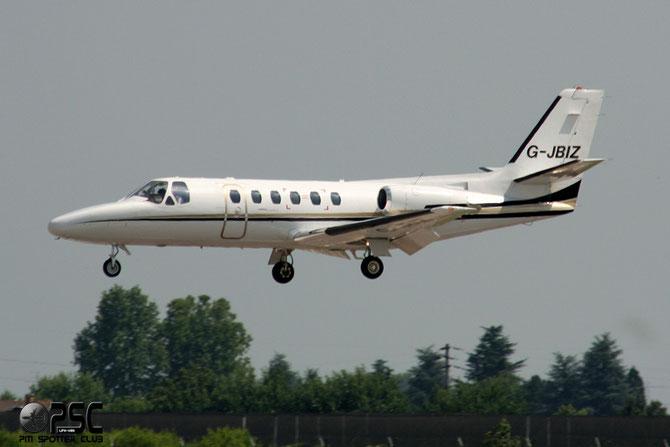 G-JBIZ Ce550 550-0073/068 247 Jet Ltd.