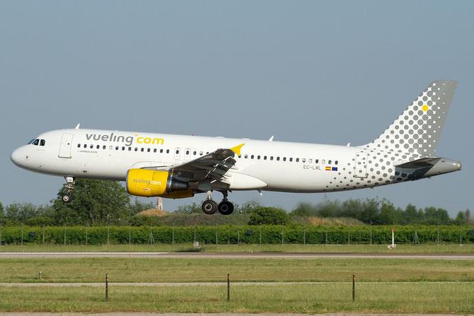 Airbus A320 - MSN 4742 - EC-LML @ Aeroporto di Verona © Piti Spotter Club Verona