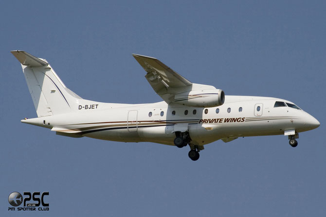 D-BJET Do328-310 3207 Private Wings Flugcharter