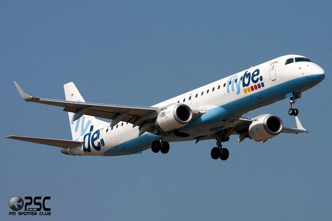 Embraer 190/195 - MSN 104 - G-FBEF  @ Aeroporto di Verona © Piti Spotter Club Verona