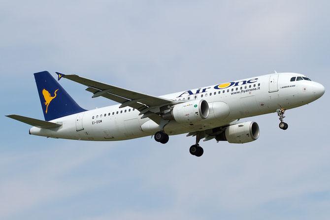 EI-DSM A320-216 3362 Air One