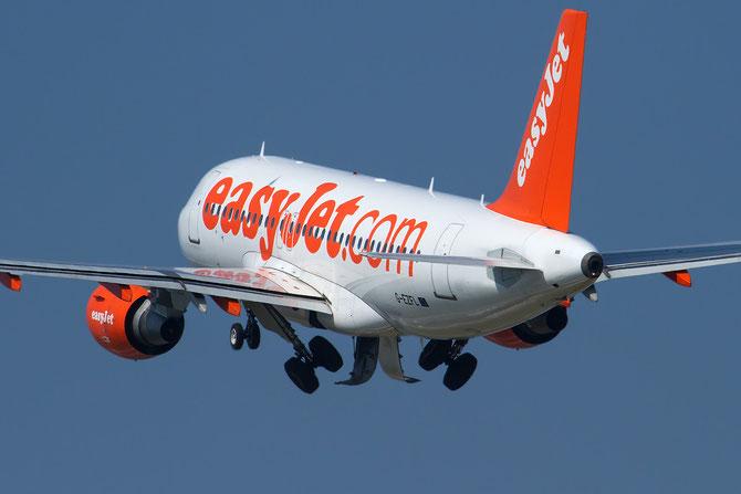 Airbus A319 - MSN 4056 - G-EZFL @ Aeroporto di Verona © Piti Spotter Club Verona