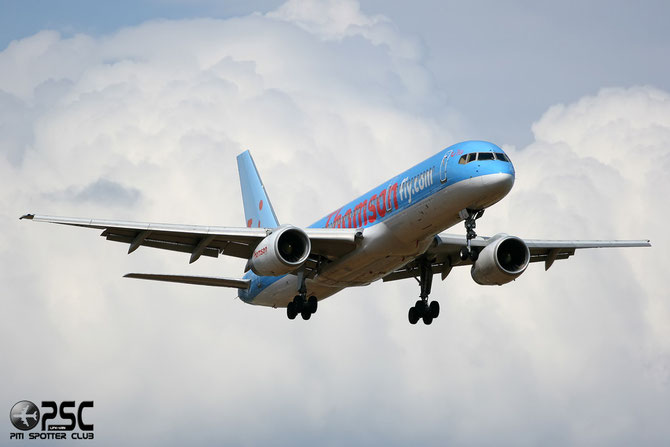 Boeing 757 - MSN 25626 - G-BYAL @ Aeroporto di Verona © Piti Spotter Club Verona