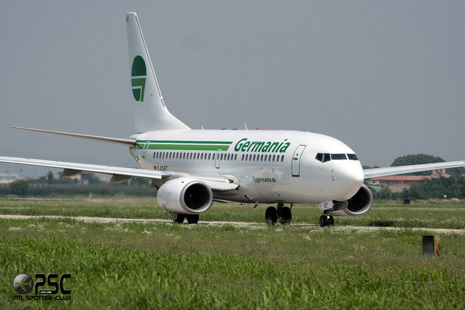 D-AGET B737-75B 28109/31 Germania Flug