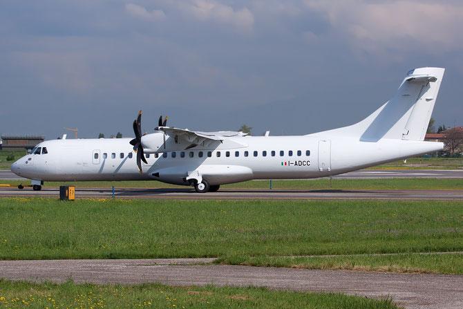 ATR 72 - MSN 662 - I-ADCC (White livery) @ Aeroporto di Verona © Piti Spotter Club Verona