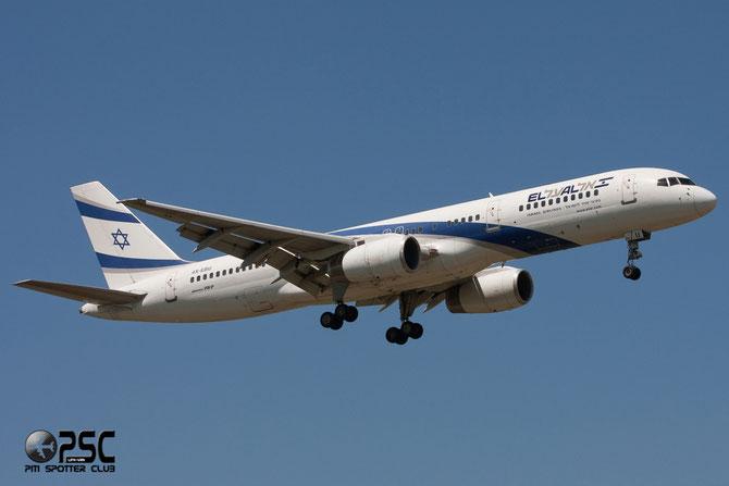 4X-EBU B757-258ER 26053/529 El Al Israel Airlines