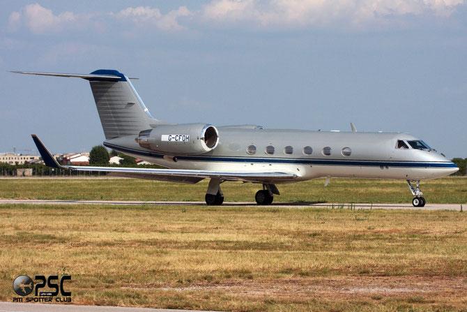 G-CFOH G-IV 1202 Gama Aviation