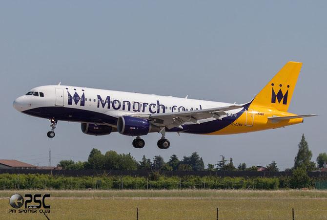 Airbus A320 - MSN 1637 - G-OZBX @ Aeroporto di Verona © Piti Spotter Club Verona