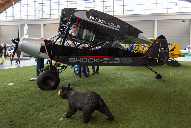 Il nuovo Shock Cub di Zlin Aviation