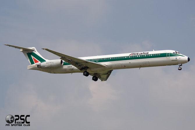 McDonnell Douglas MD-80/90 - MSN 49975 - I-DACR  @ Aeroporto di Verona © Piti Spotter Club Verona