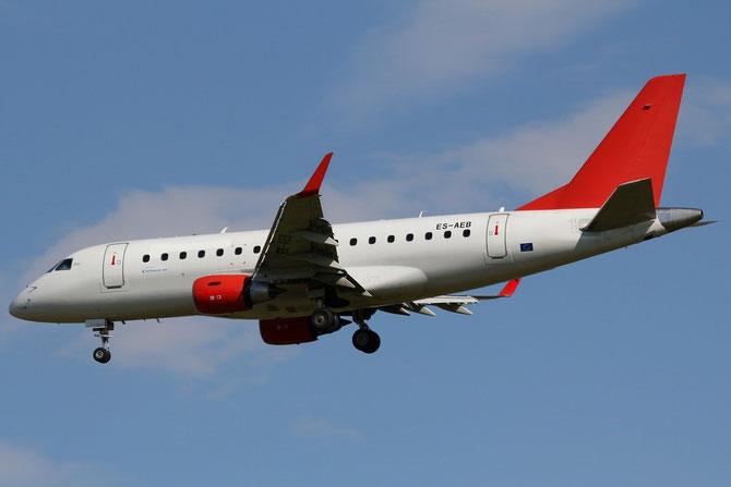 ES-AEB ERJ170LR 17000106 Estonian Air