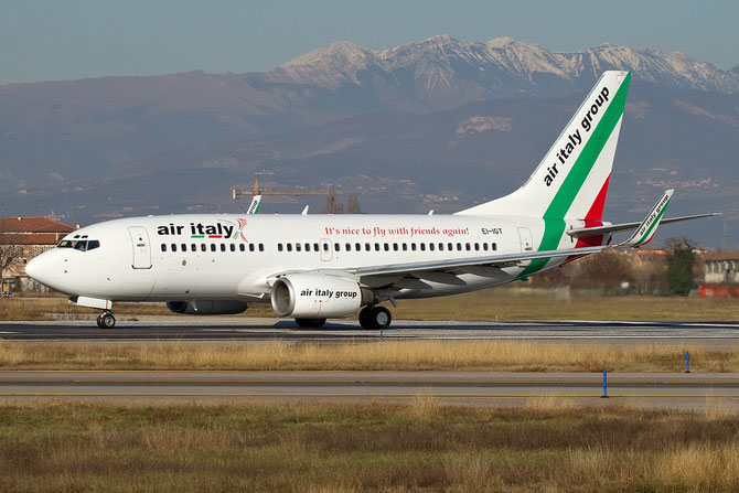 Boeing 737 Next Gen - MSN 32421 - EI-IGT @ Aeroporto di Verona © Piti Spotter Club Verona