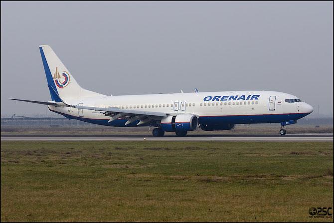 VQ-BSR B737-8AS 33622/2101 Orenair - Orenburg Airlines @ Aeroporto di Verona © Piti Spotter Club Verona
