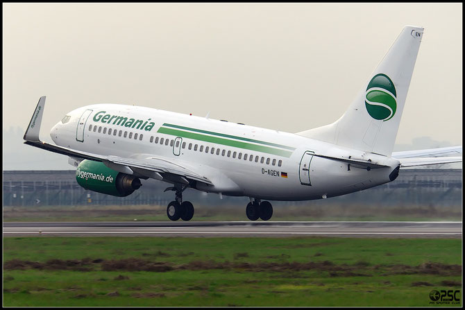 D-AGEN B737-75B 28100/16 Germania Flug