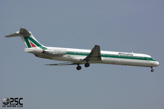 McDonnell Douglas MD-80/90 - MSN 49433 - I-DAVL  @ Aeroporto di Verona © Piti Spotter Club Verona