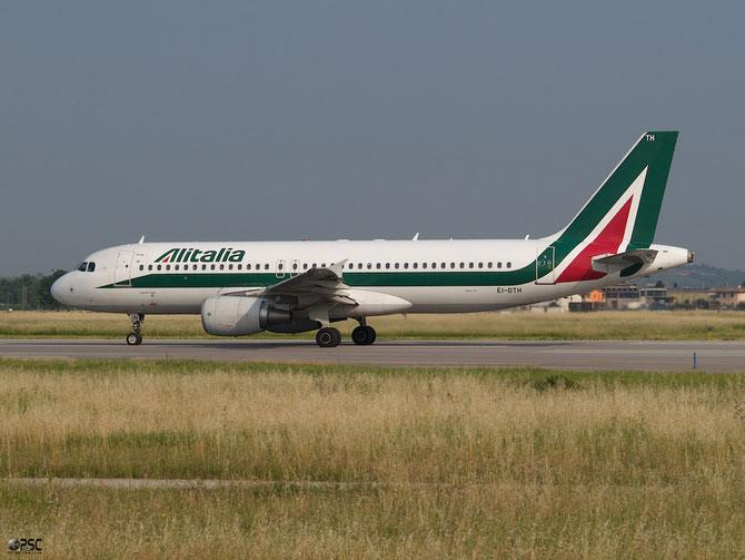Airbus A320 - MSN 3956 - EI-DTH  @ Aeroporto di Verona © Piti Spotter Club Verona