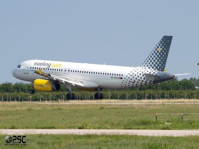 Airbus A320 - MSN 1979 - EC-LQJ  @ Aeroporto di Verona © Piti Spotter Club Verona