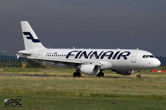 OH-LXH A320-214 1913 Finnair