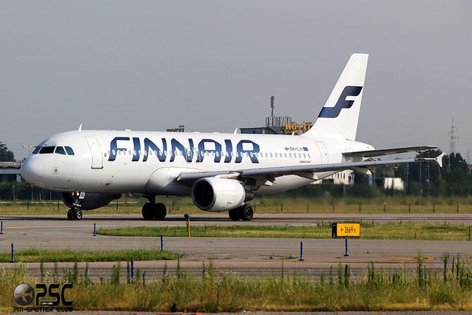 OH-LXI A320-214 1989 Finnair