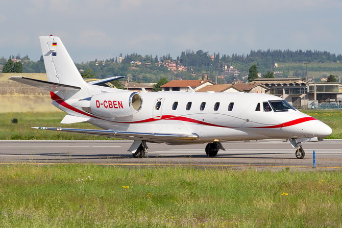 D-CBEN Ce560XLS+ 560-6089 Wurth Aviation