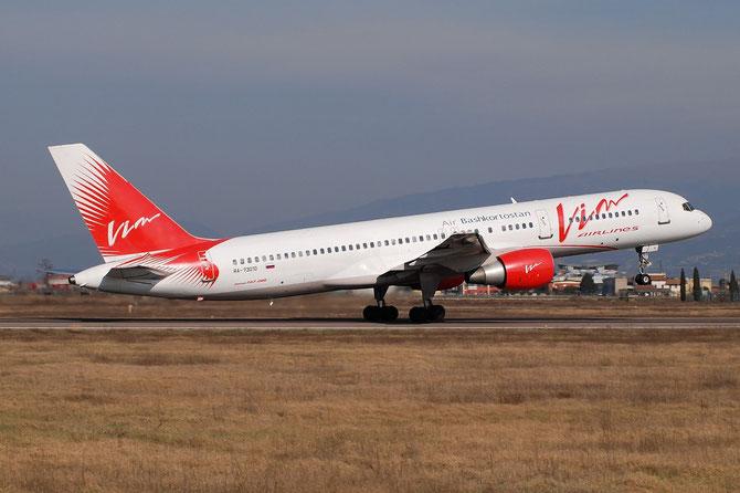Boeing 757 - MSN 25438 - RA-73010 @ Aeroporto di Verona © Piti Spotter Club Verona