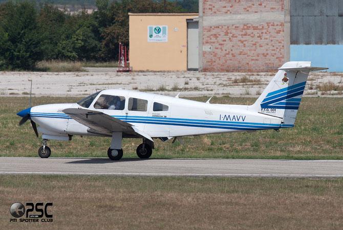 I-MAVV - Piper PA-28 Arrow @ Aeroporto Verona Boscomantico © Piti Spotter Club Verona