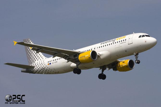Airbus A320 - MSN 3203 - EC-KHN  @ Aeroporto di Verona © Piti Spotter Club Verona