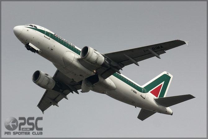 Airbus A319 - MSN 1722 - I-BIMA  @ Aeroporto di Verona © Piti Spotter Club Verona
