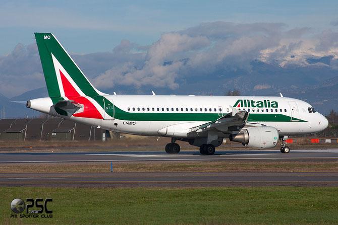 EI-IMO A319-112 1770 Alitalia @ Aeroporto di Verona © Piti Spotter Club Verona